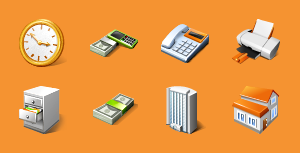 Free Free Business Desktop Icons