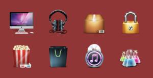 Free I love icons