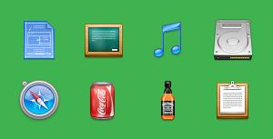 Free Mini icon set