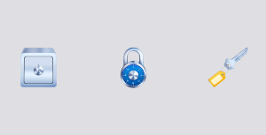 Free Icons: Secure icons | Simiographics