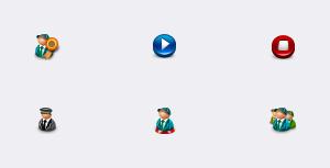 Free Tiny IM Icons