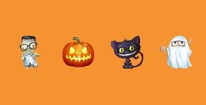 Free YOOicons Halloween