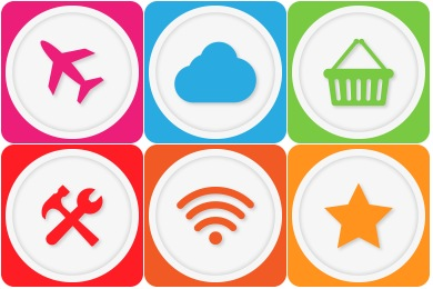Iconset: Android Settings Icons by GraphicLoads