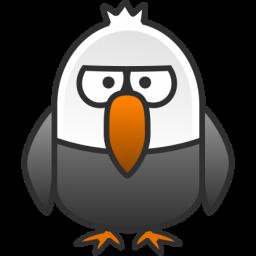 Eagle Eye Icon Vector Picker