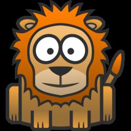 Download Vector Lion Icon Vectorpicker