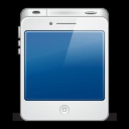 Iphone4 white Icon