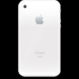 IPhone retro white Icon