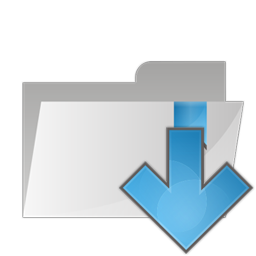 Download Vector Folder Arrow Up Icon Vectorpicker