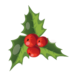Download Vector Christmas Mistletoe Icon Vectorpicker