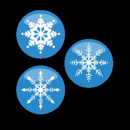 Download Vector Snow Flake Icon Vectorpicker