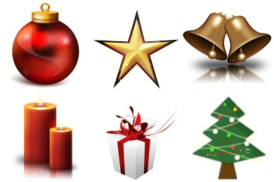 Free Iconset: Christmas Dock Icons by petercui