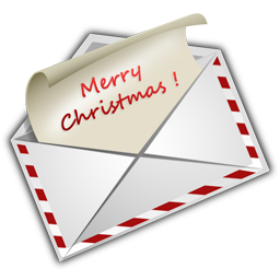 Download Vector Christmas Letter Icon Vectorpicker