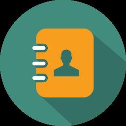 Download Vector Card Address Icon Vectorpicker