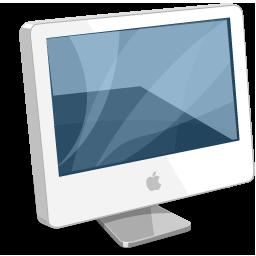 Download Vector Desktop Computer Icon Vectorpicker