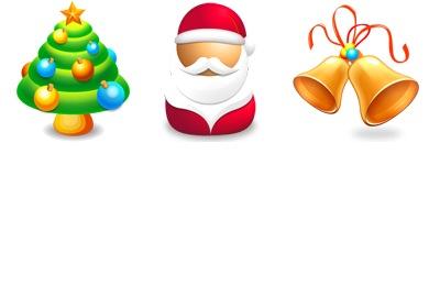 Free Iconset: Free Christmas Icons by Seanau.com