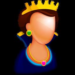 Download Vector - Queen Elizabeth Icon - Vectorpicker