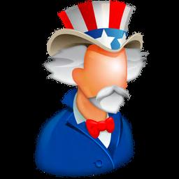 Download Vector Uncle Sam Icon Vectorpicker