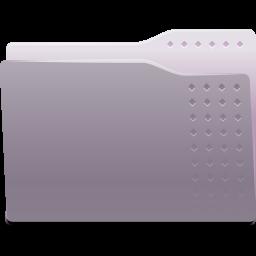 Download Vector Folder Color Grey Blue Icon Vectorpicker