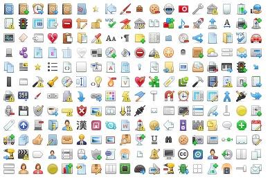 Free Iconset: Fugue Icons by Yusuke Kamiyamane