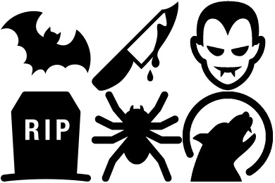 Free Iconset: Halloween Icons by Icons8