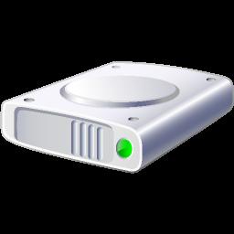 Download Vector Hard Disk Icon Vectorpicker