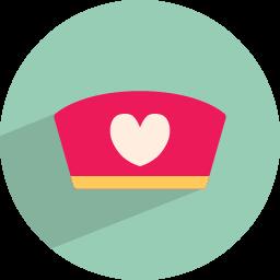 Free Icons: Medical cap Icon | Symbols | GraphicLoads
