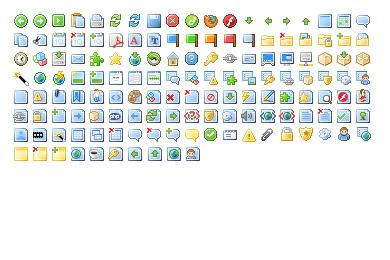 Free Iconset: Mini Icons by FamFamFam