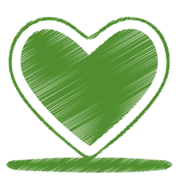 Download Vector Green Heart Icon Vectorpicker