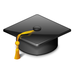 Download Vector Graduation Education Icon Vector Pack Vectorpicker