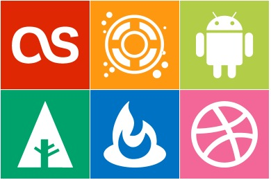 Free Iconset: Simple Icons by Dan Leech