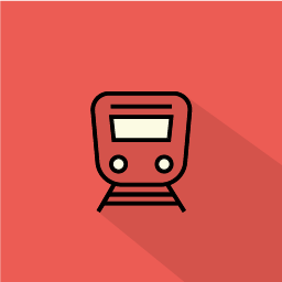 Download Vector Train 5 Icon Vectorpicker