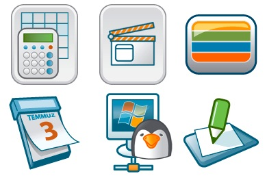 Free Iconset: Tulliana 2 Icons by Umut Pulat