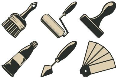 Free Iconset: Vintage Icons by DesignContest
