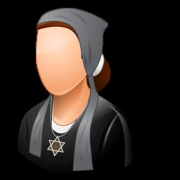 Download Vector Graduate Female Icon Vectorpicker