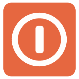 ModernXP 02 System Power Icon