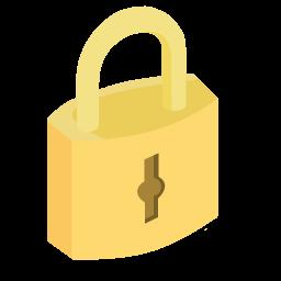 ModernXP 05 Lock Icon