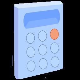 ModernXP 17 Calculator Icon