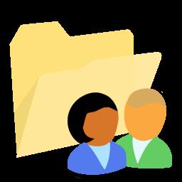 ModernXP 51 Folder Group Icon