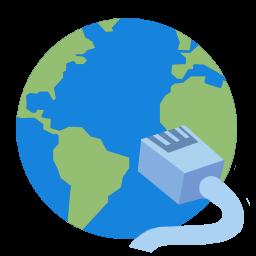 ModernXP 68 Internet Icon