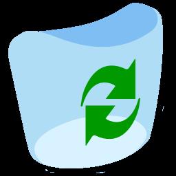 Download Vector Modernxp 75 Trash Icon Vectorpicker