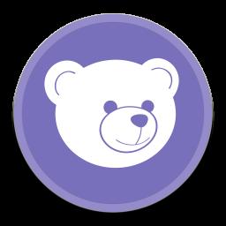 Download Vector Tunnel Bear Icon Vectorpicker