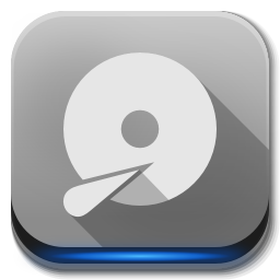 Download Vector Harddisk Removable Drive Icon Vectorpicker