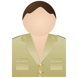 Download Vector Guardia Civil Without Uniform Icon Vectorpicker