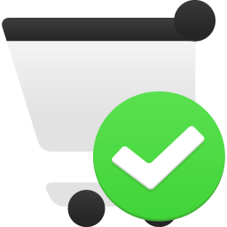 Download Vector Practical Shopping Cart Icon Vectorpicker