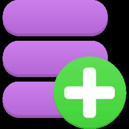 Download Vector Data Add Icon Vectorpicker