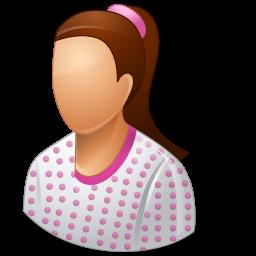 Download Vector Hospital Patient Icon Vectorpicker