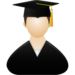 Download Vector Graduate Icon Vectorpicker