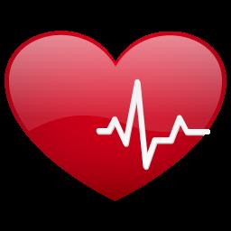 Download Vector Heart Rate Beat Vector Flatline Vectorpicker