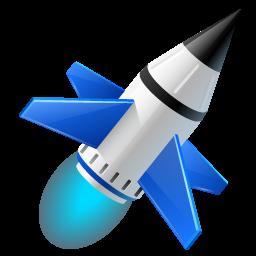Download Vector Launchpad Rocket Icon Vectorpicker