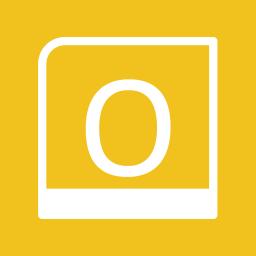 Download Vector Office Apps Outlook Alt 2 Metro Icon Vectorpicker